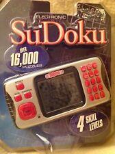 Excalibur Electronic Handheld SuDoku Game