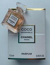 Chanel COCO MADEMOISELLE parfum 1,5 ml  micro miniature rare vip gift
