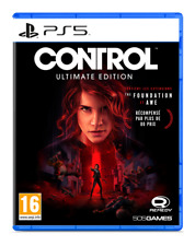 Control Ultimate Edition PS5 Neuf sous blister