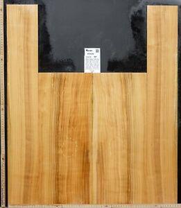 Tonewood Cherry Wood Guitar Builder Acoustic Backs & Site Set 047