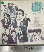 "HITS REVIVAL V/A R&B / SOUL COMPILATION : UK 12"" VINYL LP NE1363 EX+ / EX+"