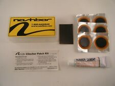 Vintage 2001 Nashbar Bike Tire Clincher Patch Kit V1 Repair Rubber NS-PTK