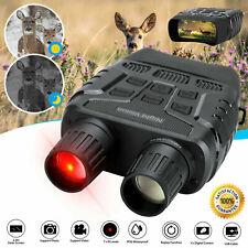 HD Video Digital Night Vision Infrared Hunting Binoculars Scope IR CAMERA IP56