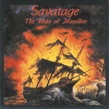 SAVATAGE - The Wake Of Magellan  [+Bonus] CD