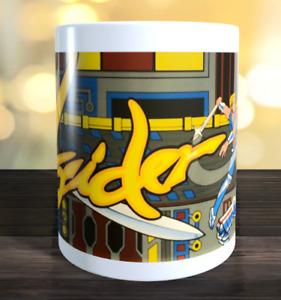 Strider retro arcade game Marquee Mug