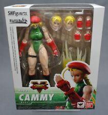 SH S.H. Figuarts Cammy Street Fighter V Bandai Japan NEW ***
