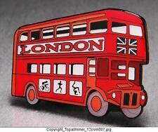 OLYMPIC PINS 2012 LONDON ENGLAND DOUBLE DECKER BUS UNION JACK