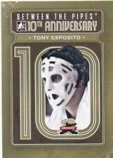 11/12 BETWEEN THE PIPES 10TH ANNIVERSARY #BTPA-44 TONY ESPOSITO BLACKHAWKS 49736