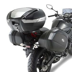 Set Halterungen Festsetzung Bauletto Hinten GIVI 364FZ für Yamaha XJ6,XJ6