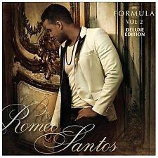 Romeo Santos: Vol. 2-Formula Deluxe Edition [Brand new - Sealed]