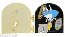 NEW Disney Keyhole Collection Alice In Wonderland January 2014 Pin LE 1000 WDW