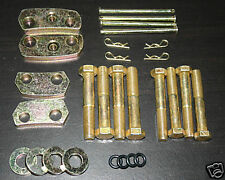 M16 Caliper Spacers Kit Escort MK1 MK2 Capri Cortina