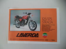 advertising Pubblicità 1978 MOTO LAVERDA LZ 125
