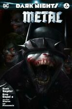 DARK NIGHTS METAL #2 FRANCESCO MATTINA VARIANT LIMITED TO 3000 COPIES NM