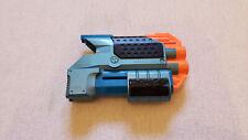 Blue Lazer Tag Phoenix LTX Shotgun Blast Attachment Tiger Electronic Only