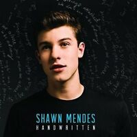 SHAWN MENDES Handwritten Deluxe Edition CD BRAND NEW
