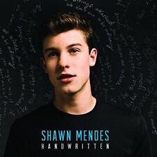 Handwritten [Deluxe Edition] by Shawn Mendes (CD, Apr-2015, Virgin EMI (Universal UK))