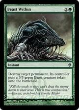BEAST WITHIN New Phyrexia MTG Green Instant Unc