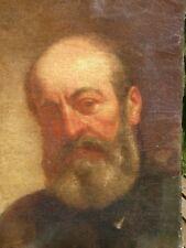 Ritratto maschile - Scuola francese metà XIX 5739c09cb929