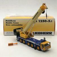 Liebherr LTM 1250-51 Mobilkran Mobile Crane Grue Automotrice Diecast Tonkin 1/87