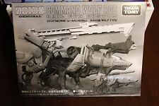 New listing Zoids Original Command Wolf Rgc (Rail Gun Custom) Mint in Box