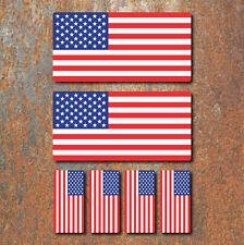 Bandera estadounidense Laminado Adhesivo Set Auto Motocicleta Harley Davidson Calcomanías