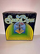 Vintage 1969 Space Chess Pacific Game Company 3-D 4th Dimension mulit-level