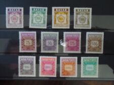 G617    INDONESIA  POSTAGE  DUE 1984 +1988 3 XSET MNH