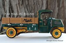 Franklin Mint 1916 Mack AC Bulldog Stake Bed Truck 1:32 Scale Diecast Model