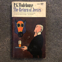 P G WODEHOUSE / The Return of Jeeves First Edition 1966