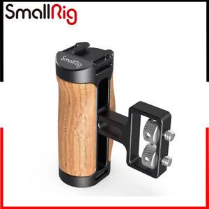 "SmallRig Wooden Mini Side Handle (1/4""-20 Screws) Lightweight 2913"