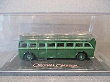 Corgi OOC  OM41001   AEC 4Q4 LONDON TRANSPORT Green R312