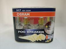 2 x OSRAM in a pack Frog Breaker 2600k w H7 12v 55w car headlight