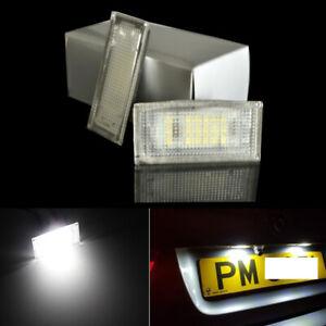 Für BMW E46 LED Kennzeichenbeleuchtung Nummernschildbeleuchtung DE