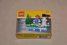 Lego Winter Scene Magnet (853663)