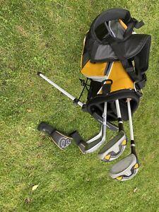 Wilson Golfset Kinder Gelb
