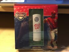 WASHINGTON NATIONALS MP3 Shuffle Digital Music Player - New with Box