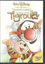 DVD - WALT DISNEY : TIGROU ( WINNIE L' OURSON ) / COMME NEUF