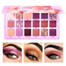 18 Colors Eyeshadow Makeup Palette Glitter Cosmetics Waterproof Pigment
