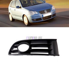 New Front Left Lower Bumper Grill Fog Light Cover For VW Polo 9N 2002-2005