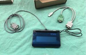 Topaz T-LBK462-B-R Signature pad Unterschriftenpad Unterschrift Markenware NEU