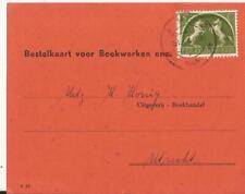 ALMELO 1945 HEUTINK's Boekhandel