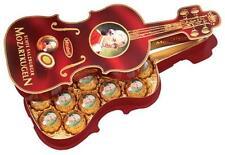 Mirabell Mozart Violin Marzipan Chocolate 12 balls Mozartkugeln