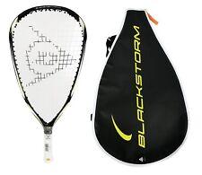 Dunlop Blackstorm Titanium Racketball Racket Rrp £165