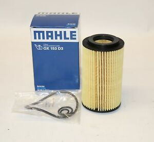 Mahle Original Oil Filter OX 153D3 Mercedes Benz New