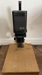 Vintage MEOPTA Axomat 5 Standard Photographic Enlarger WORKING (No lens)