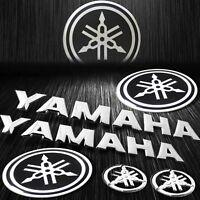 Yamaha RD350 RD400 XS650 Brake Caliper Metal Emblem Sticker Badge