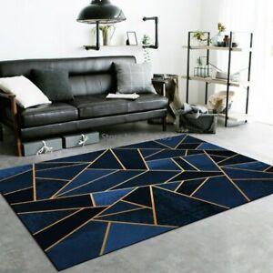 Luxury Carpet Living Room Sofa Area Rugs Tapete Crystal Non-Slip Bedroom Mat