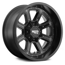 Moto Metal, Shift ,17 inch MO984 17x9 Matte black Alloy Mag Wheel Rim