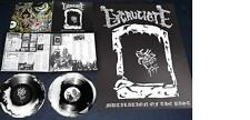 EXCRUCIATE Mutilation of the Past DOUBLE LP utumno purtenance carcass entombed